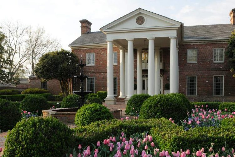 arkansas governors mansion